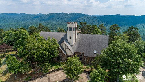Castle on a Mountain for sale!