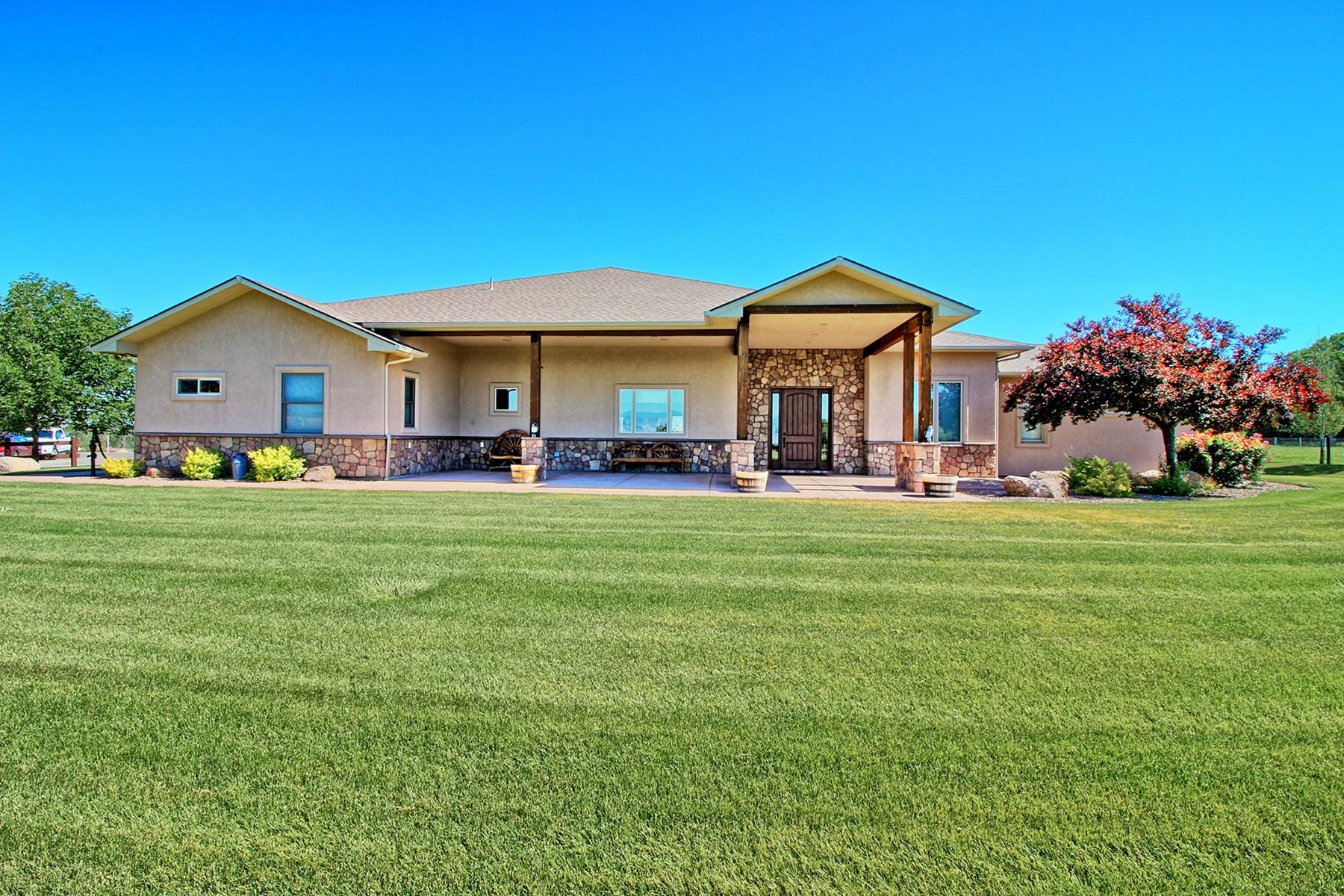 Colorado Luxury Ranch Home for Sale