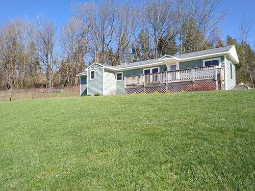 Completely Remodeled Ranch on 5+ Acres