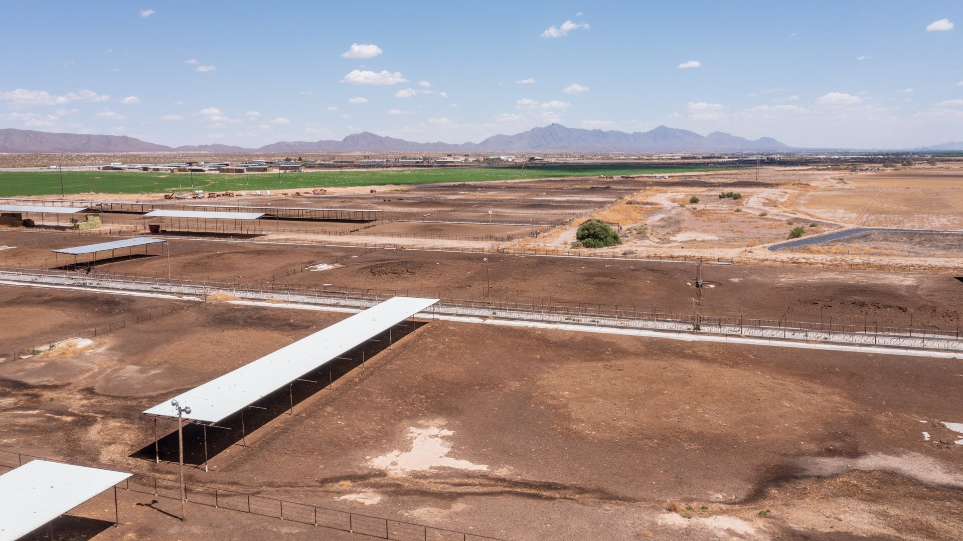 Vado, NM Cattle Pens Commercial Water Rights Industrial Land