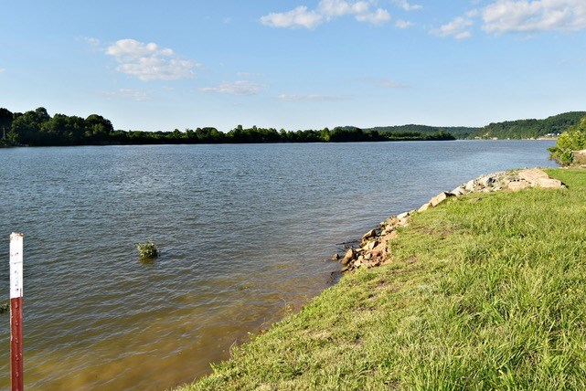 Tennessee River Front Camping Lot Clifton TN $69,900