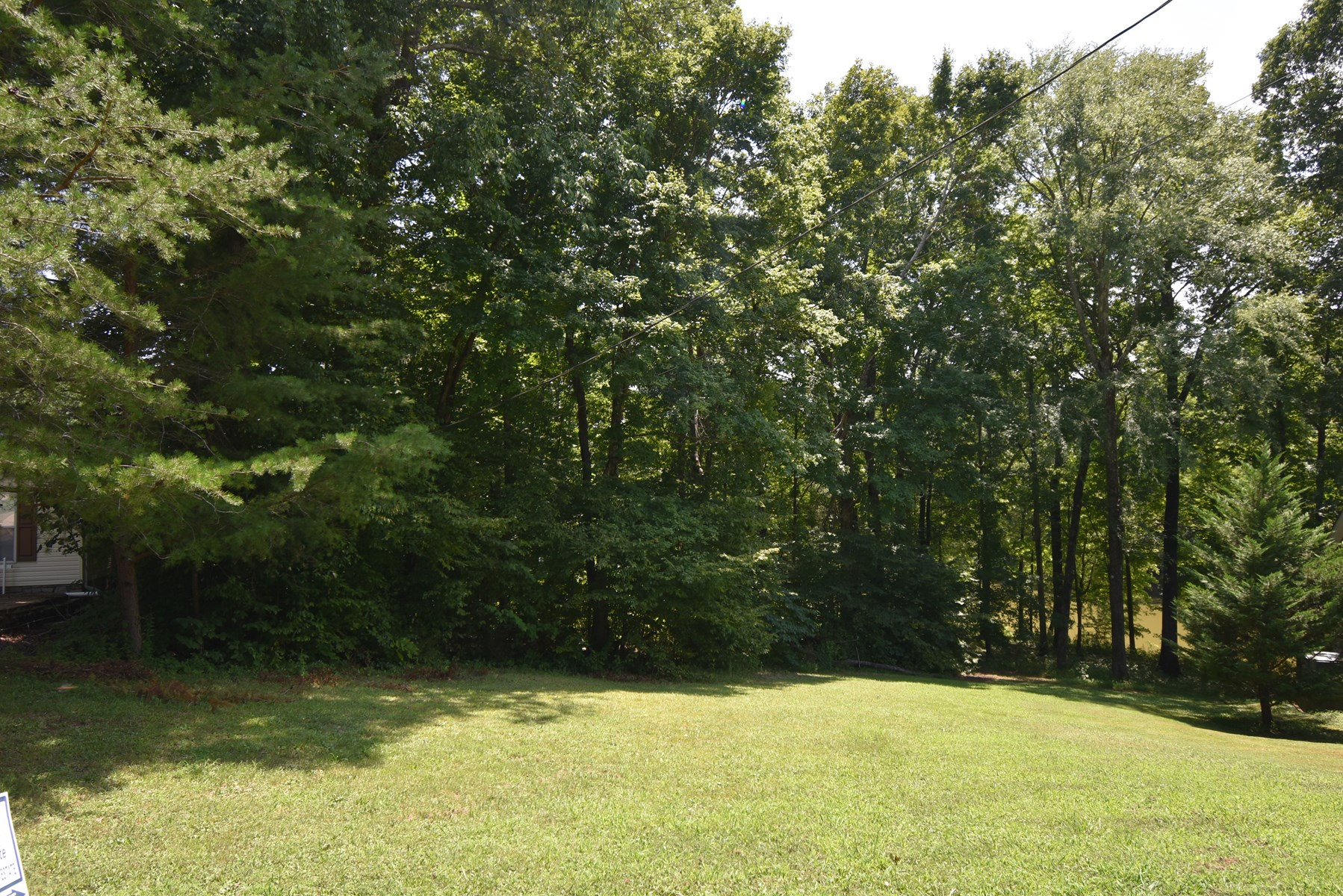 Tennessee River Lot for Sale! .59 acre
