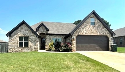 Home For Sale in Brookland Arkansas