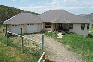 HORSE PROPERTY WITH CUSTOM HOME, IRRIGATION AND GUEST HOME