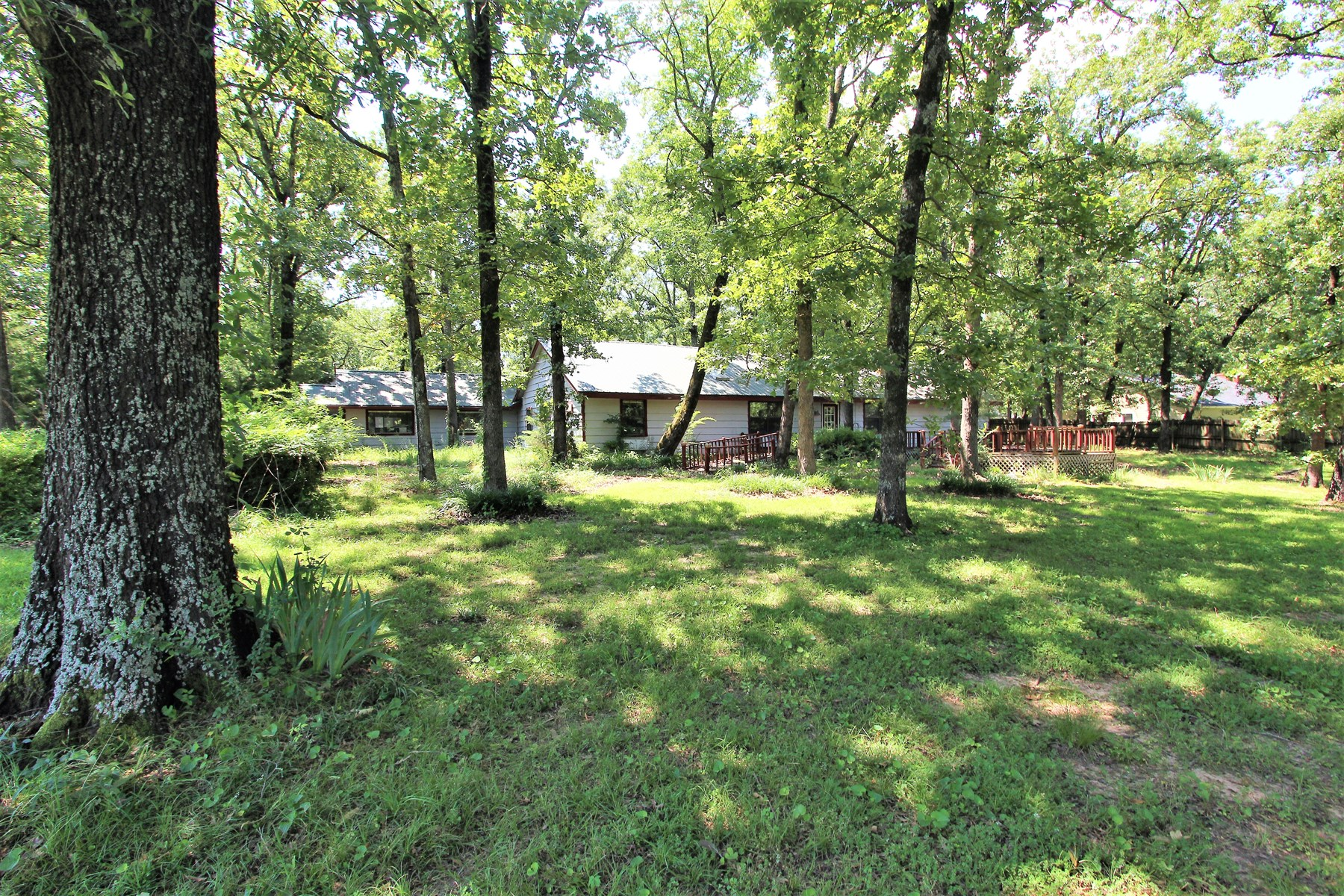 Country Home On Acreage For Sale Paris Texas Lamar County