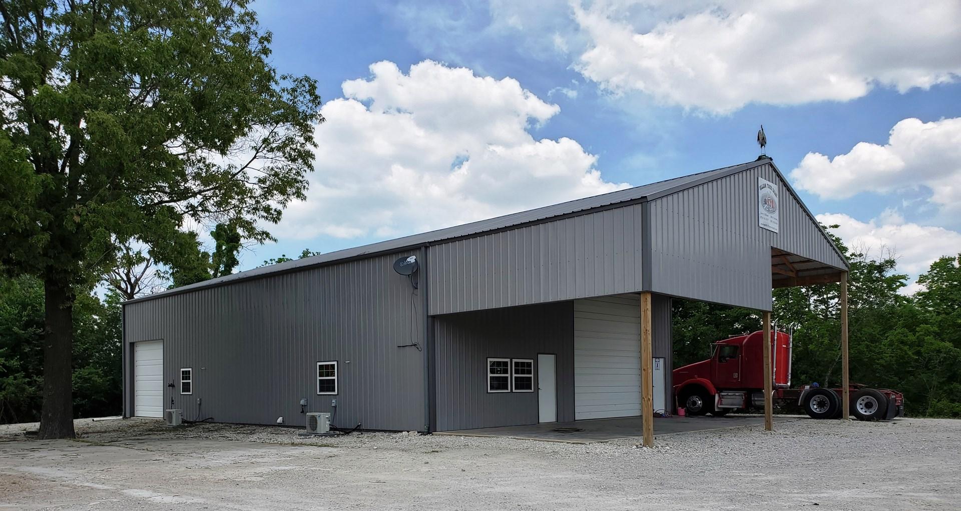 Barndominium For Sale in Arkansas