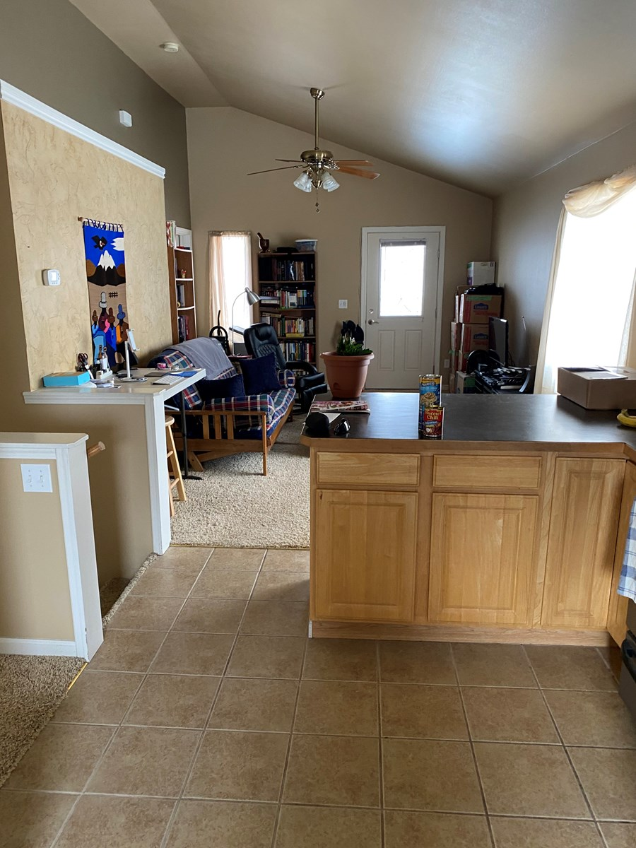 Updated home for sale in Conrad, MT