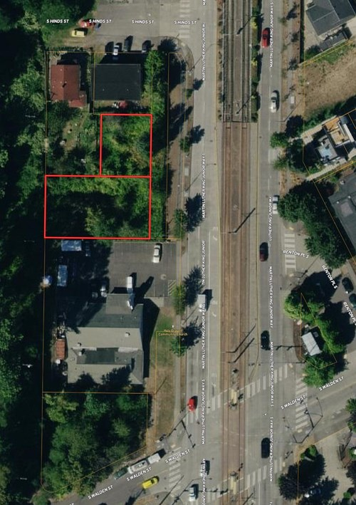 Multifamily Lot for Sale in Seattle