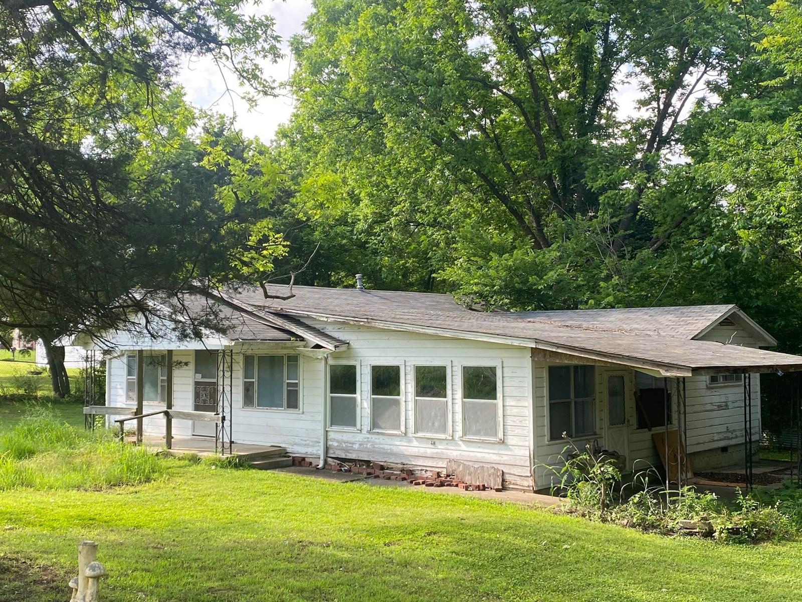 Home for sale Hartshorne, OK