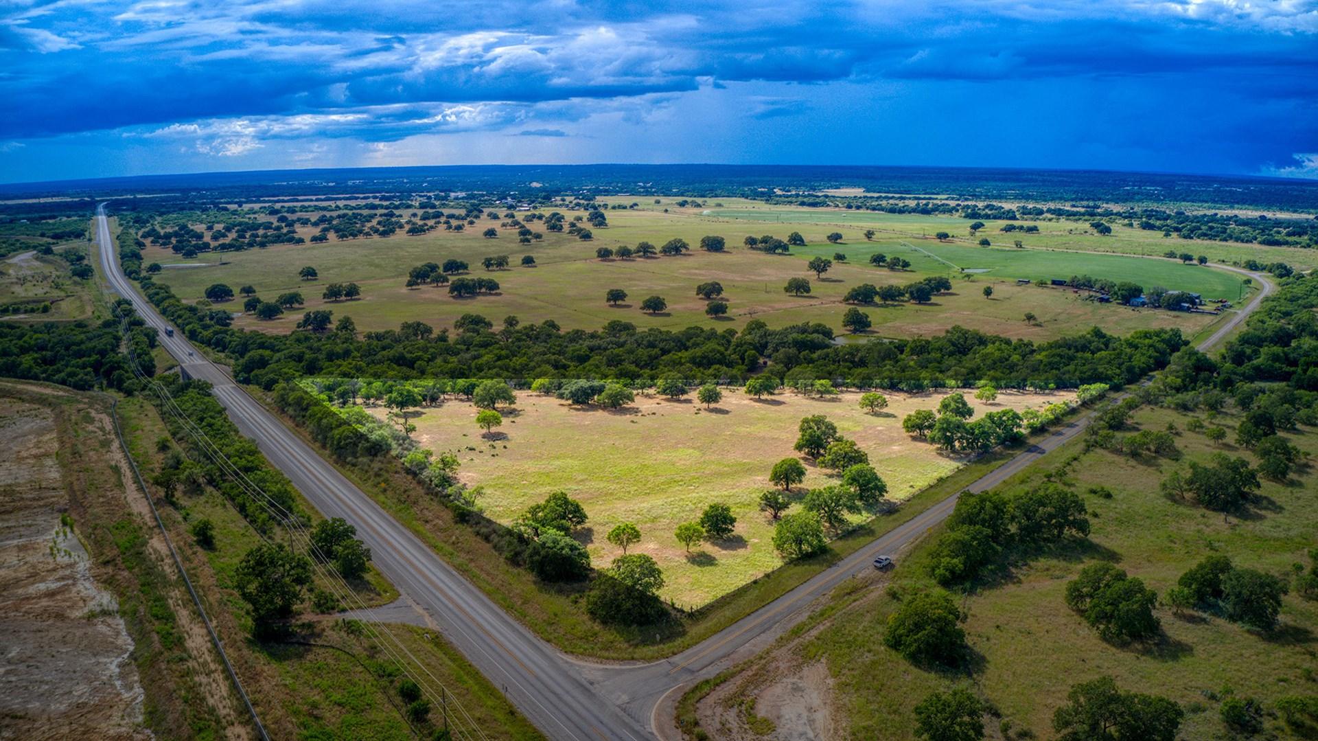 Historic Ranger Camp - McCulloch County, Texas