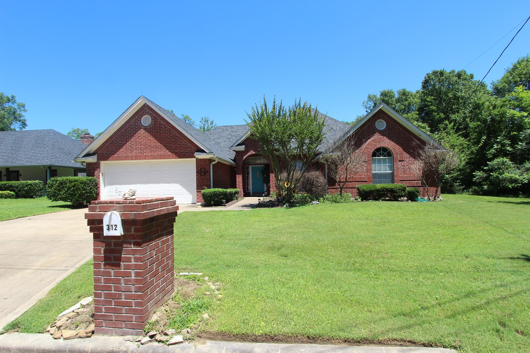 Home In Town For Sale Reno Texas Lamar County