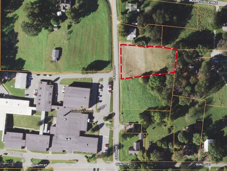 Unrestricted Lot for Sale in Culleoka, Maury County,  TN