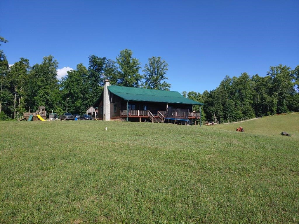 Beautiful Country Home for Sale in Pearisburg VA!