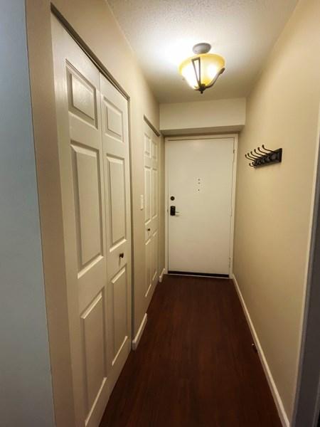 Entryway, keyless entry