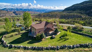 RECREATIONAL RANCH WITH HOME FOR SALE IN MESA COUNTY, CO