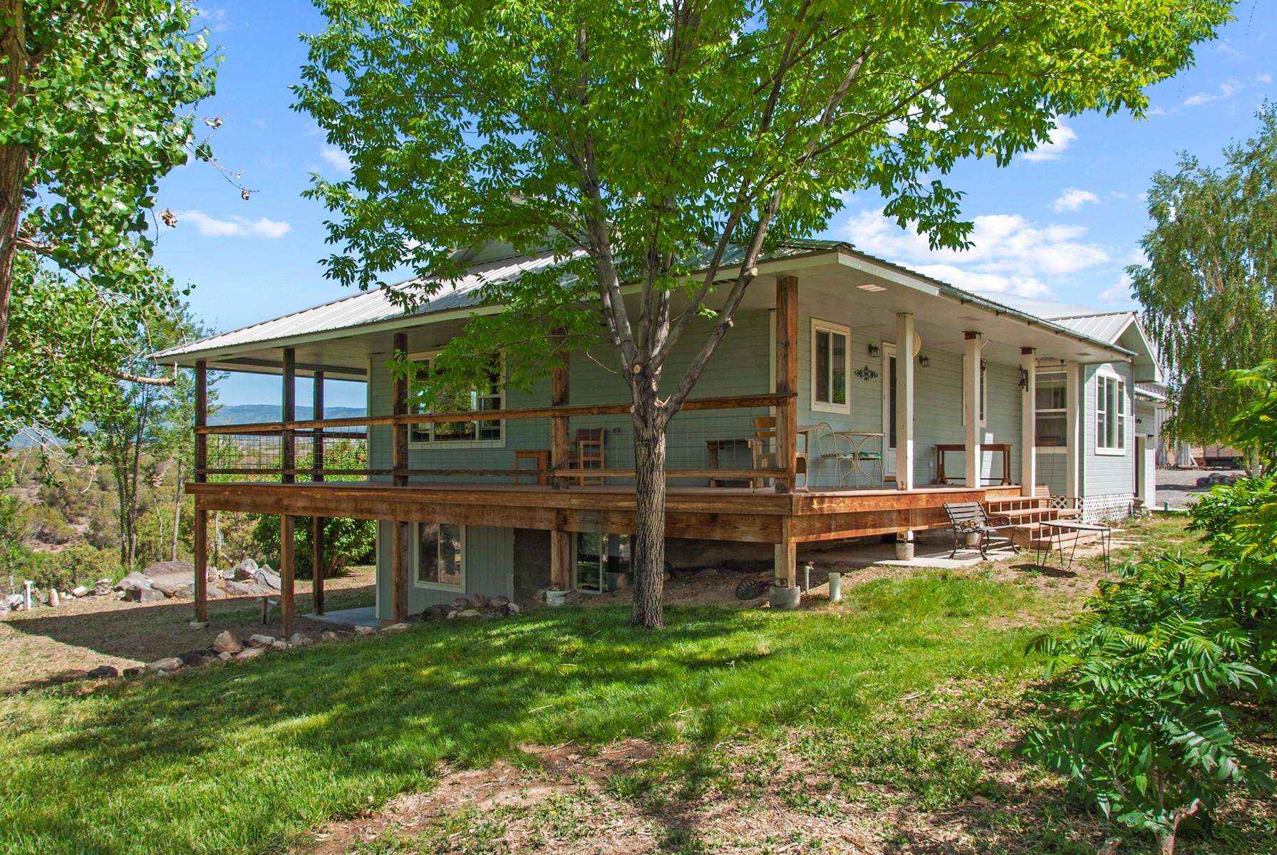42 +/- acres - Redlands Mesa, Hotchkiss, Co