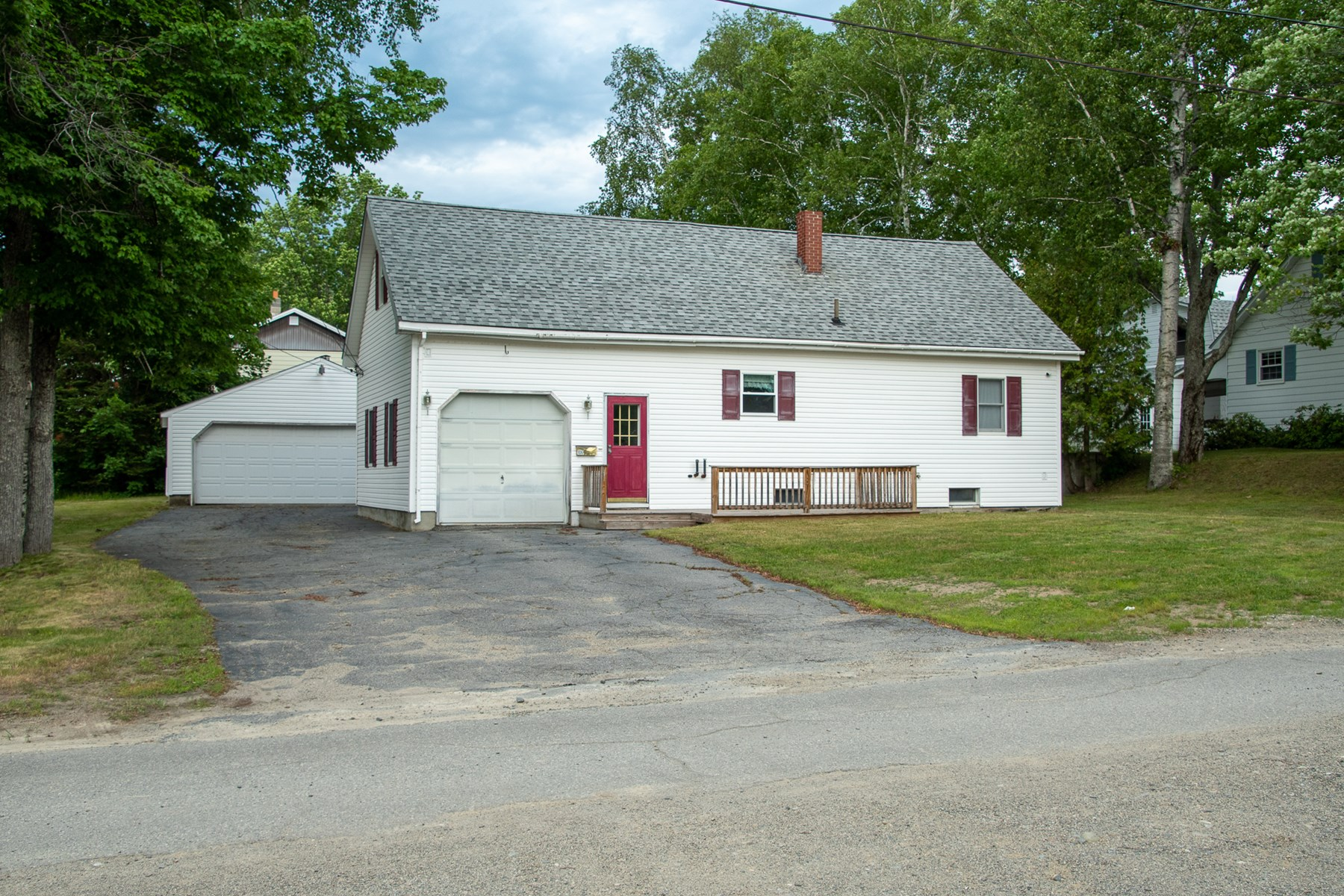 In-Town Home For Sale in Millinocket, Maine