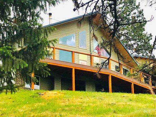 3 bedroom 2 bath house north central Idaho for sale