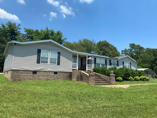CATTLE FARM FOR SALE IN TN,  4 BEDROOM HOME, CREEK, POND