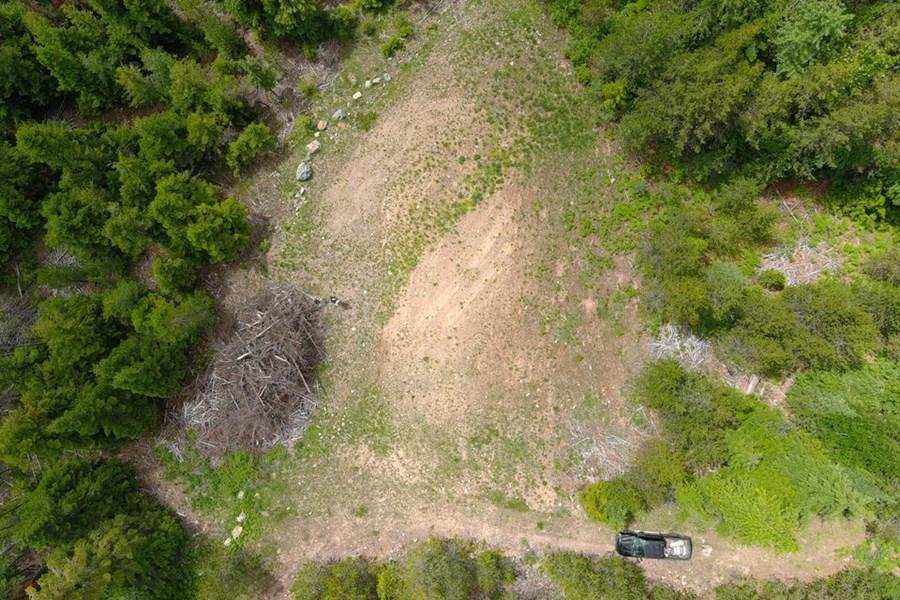 Homesite Aerial View