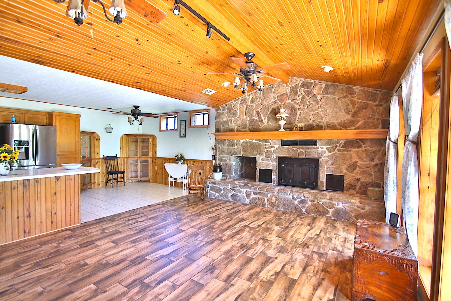 TWO COUNTRY HOMES IN THE OZARKS FOR SALE