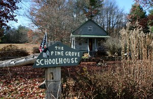 THE OLD SCHOOLHOUSE AT MUSTOE FOR SALE