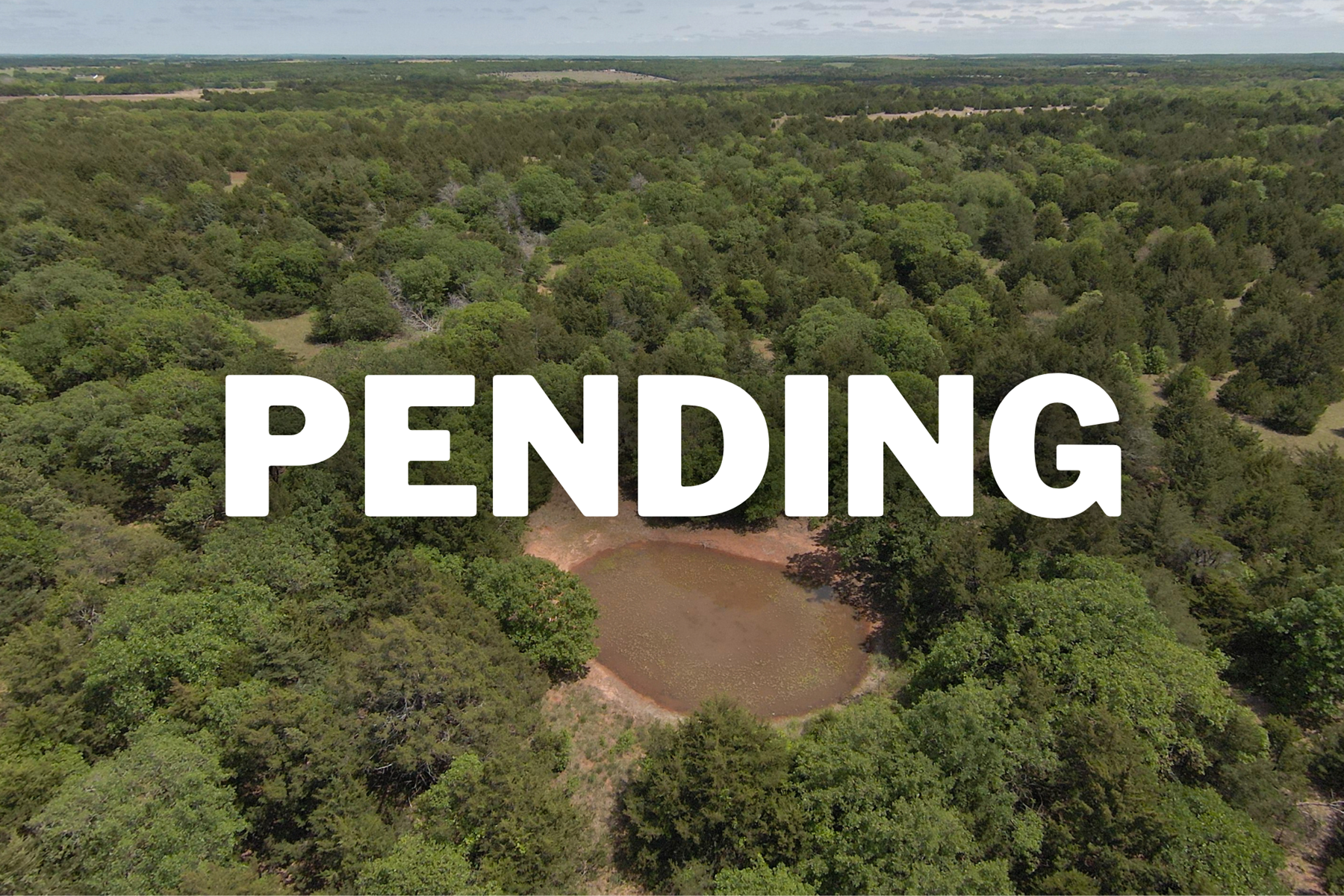 Logan County 80 Acre Hunting Land - CLOSE TO OKC!