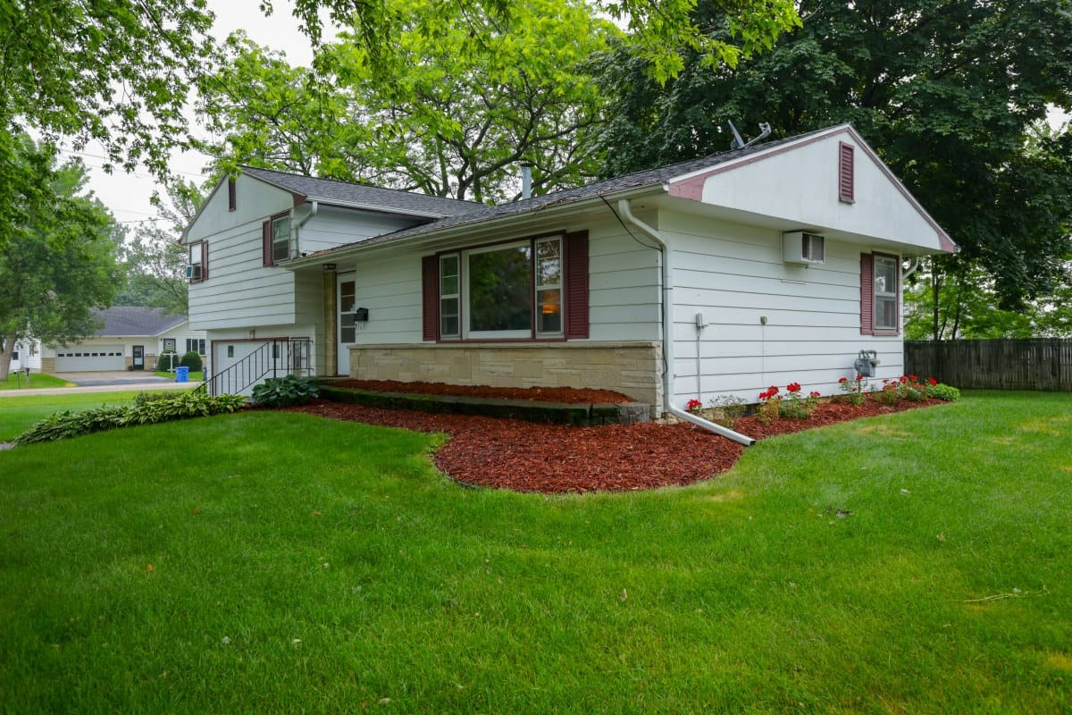 A well maintained 3-bedroom, 1.5 bath home with a BIG lot