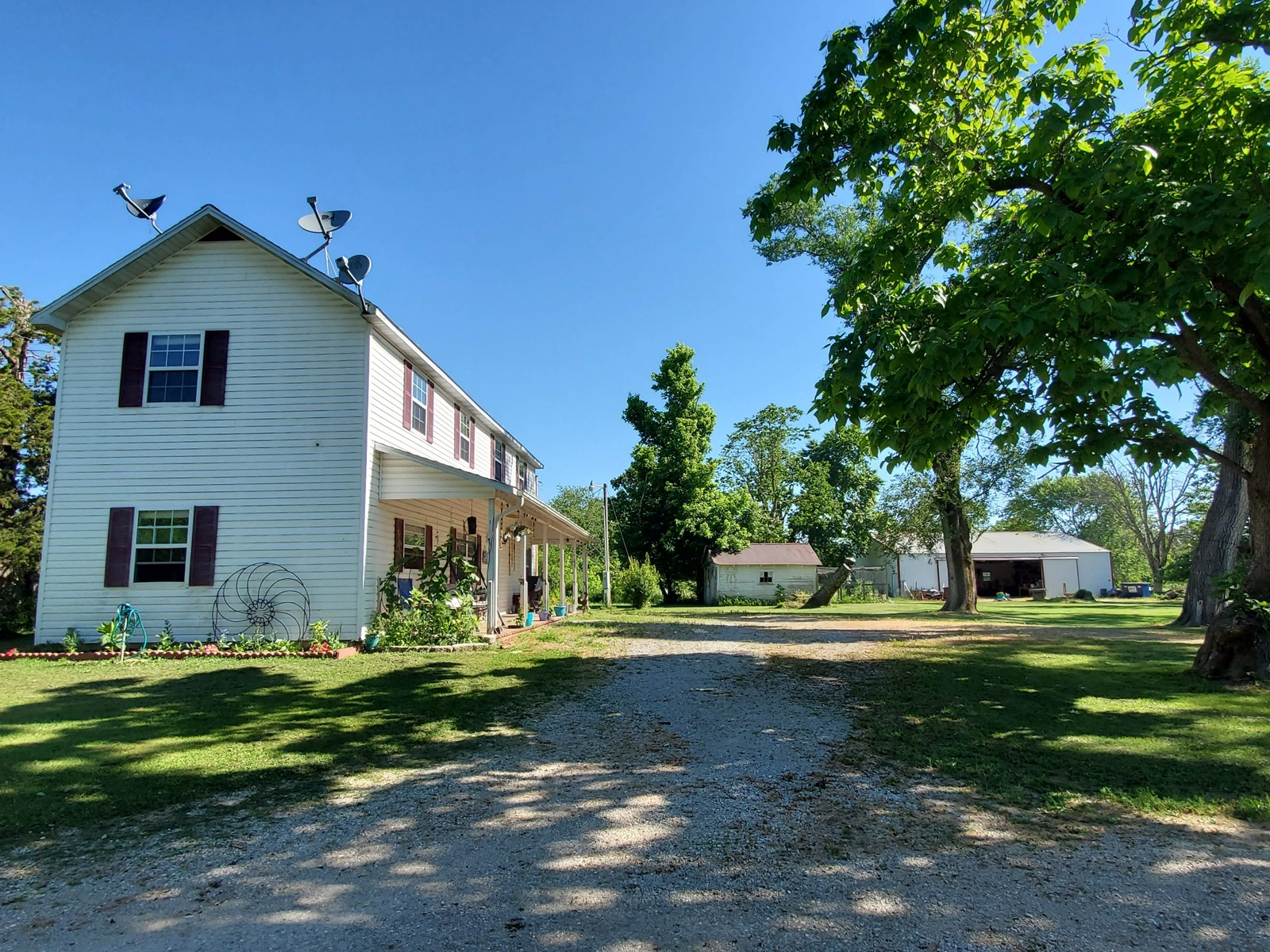 Hobby Farm for Sale in South Central Missouri