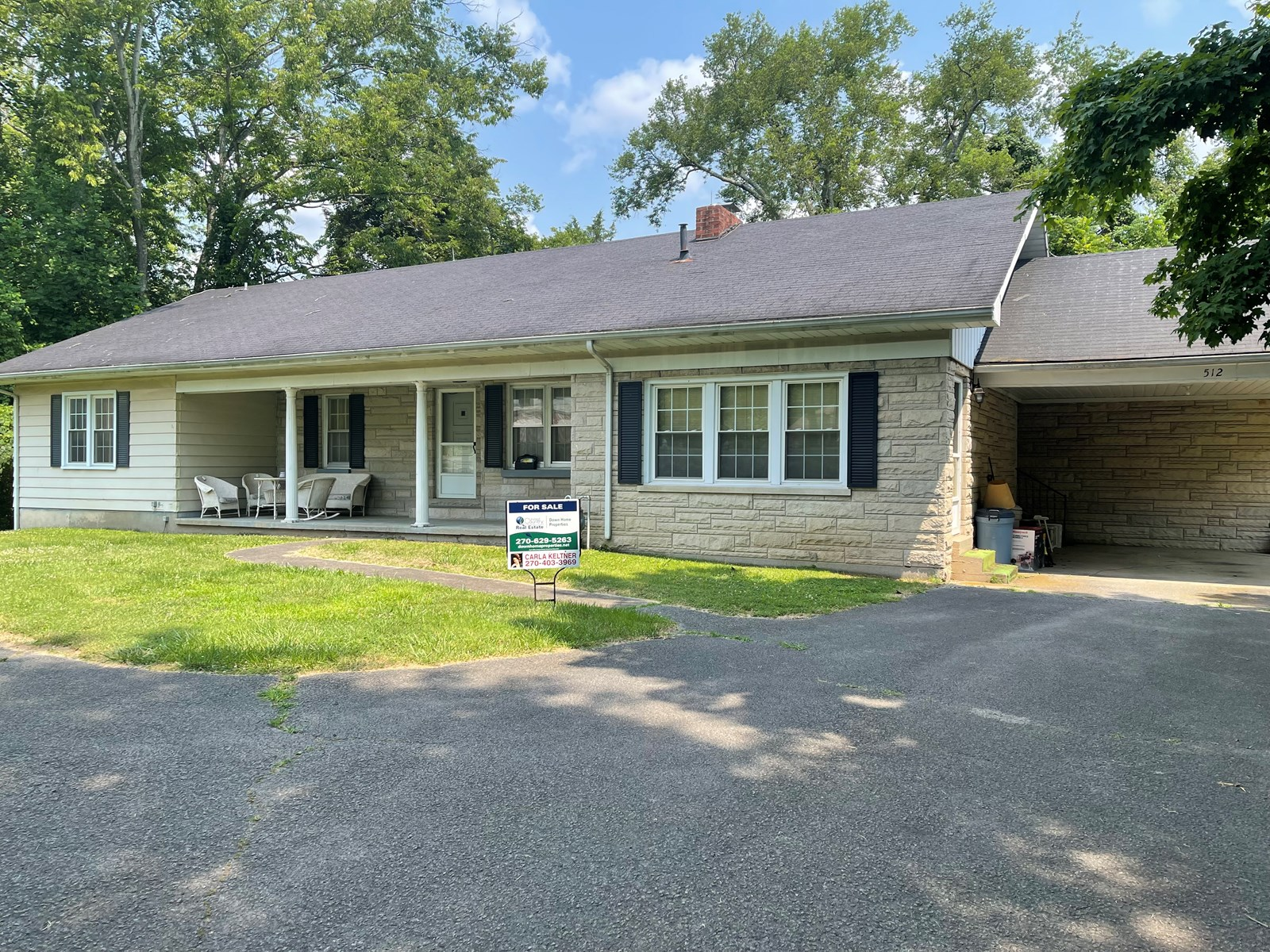 2 bed 2 bath house in Adair County, KY