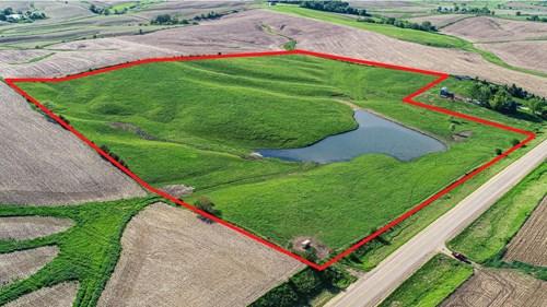 Clinton County Iowa Land for Sale