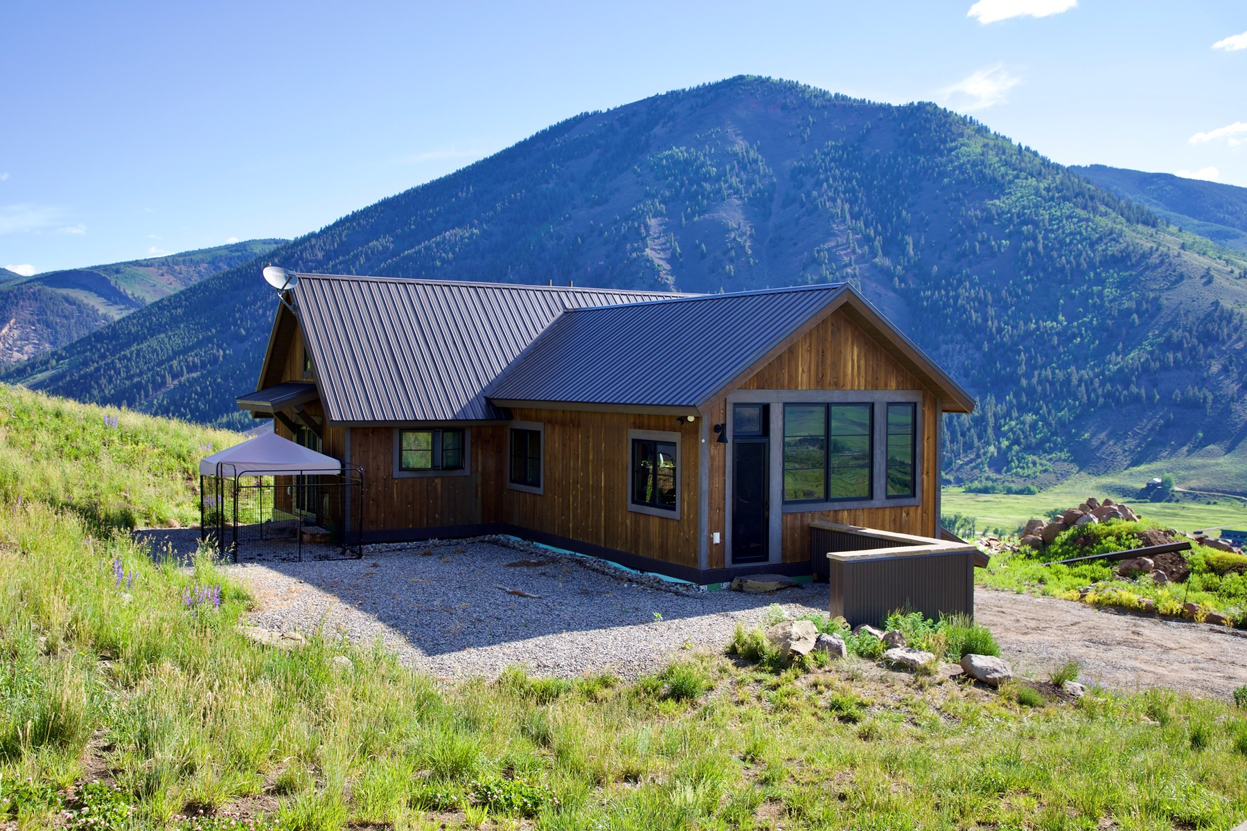 Colorado Mountain Luxury Home For Sale in Gunnison County