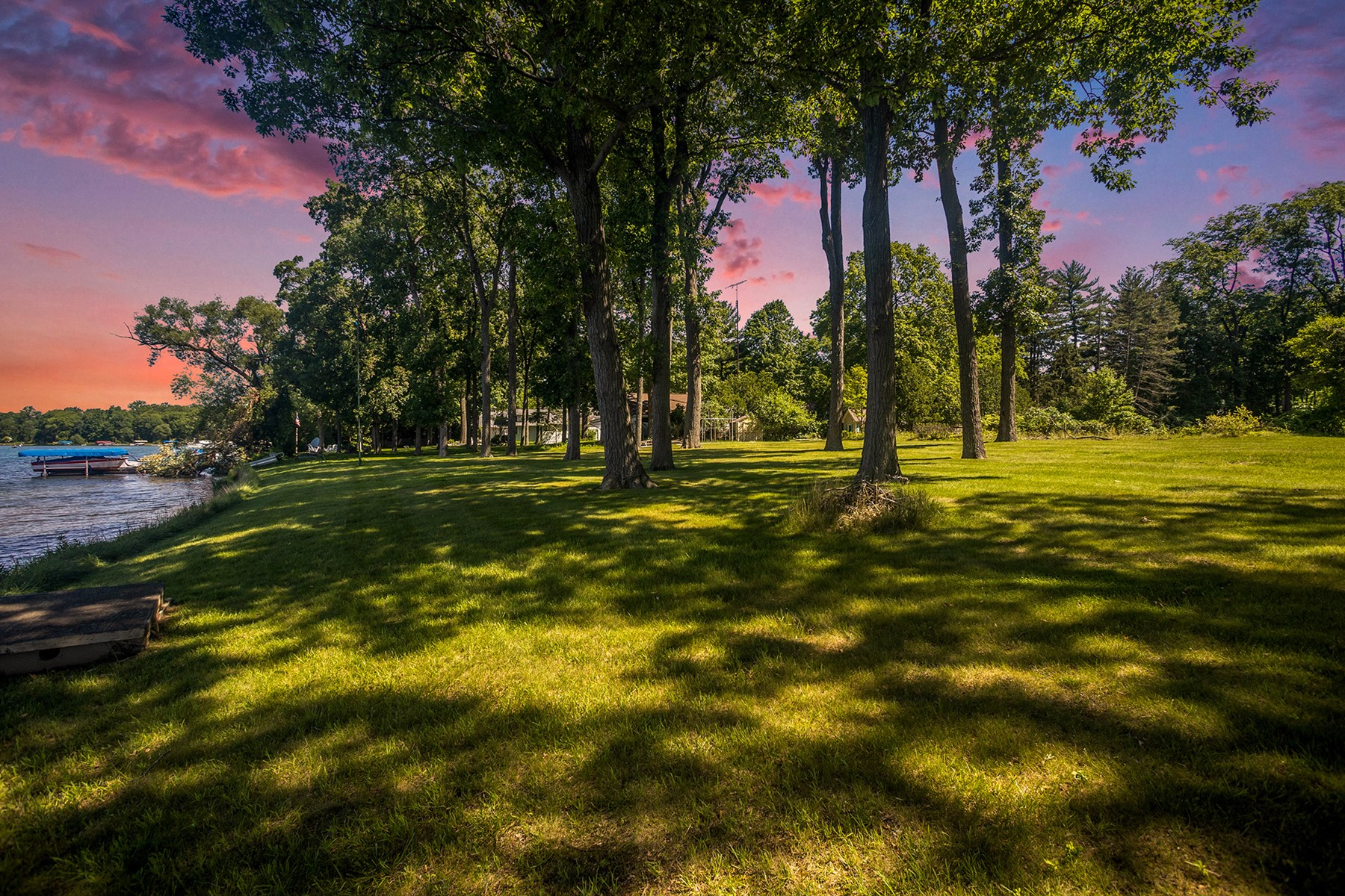 Gull Lake Lakefront Property For Sale!