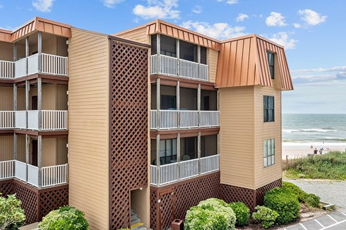 3 BR Topsail Dunes Unit for Sale on North Topsail Beach