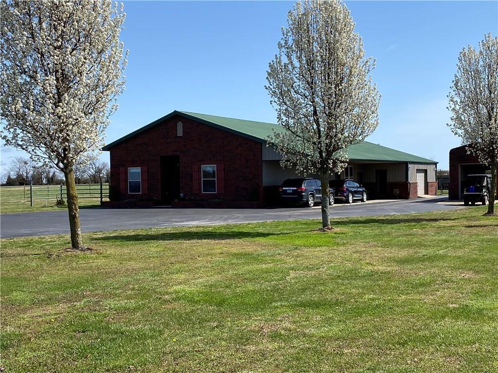 Horse Farm For Sale, Lincoln Arkansas