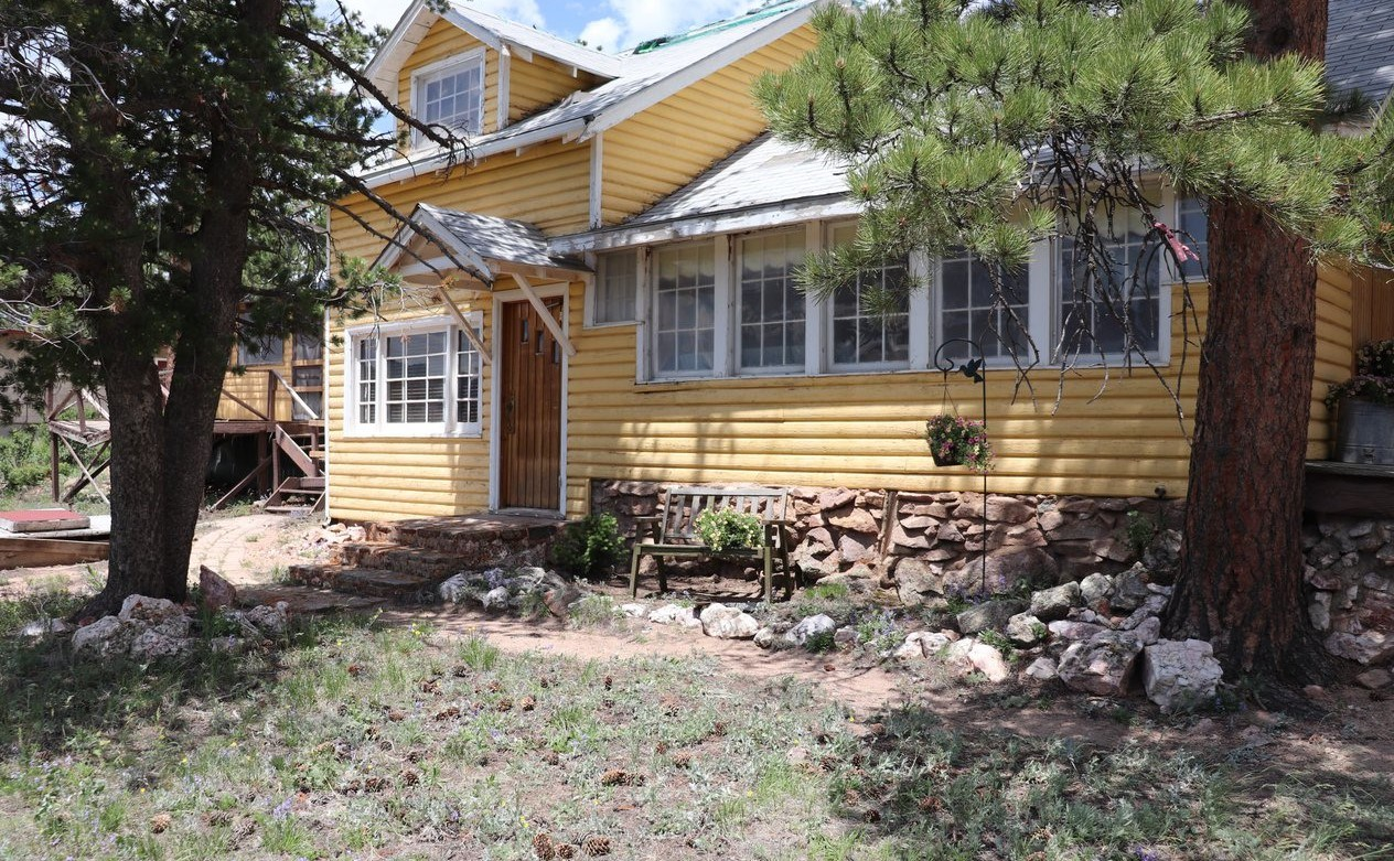 2 Cabins in Historic Red Feather Lakes