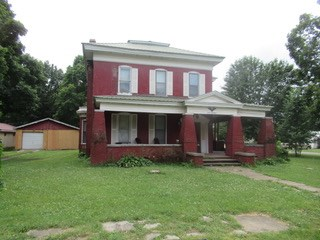 Historic Two Story Home For Sale In Greenfield, Mo