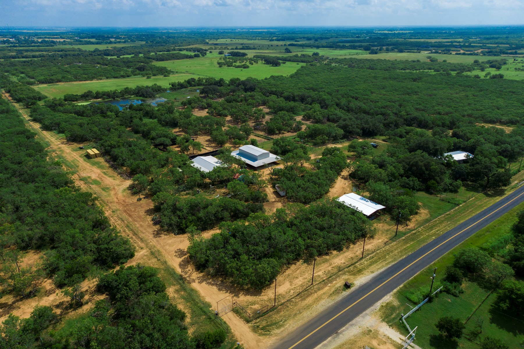 Premier Deer Company- 41+ Acres just South of San Antonio!