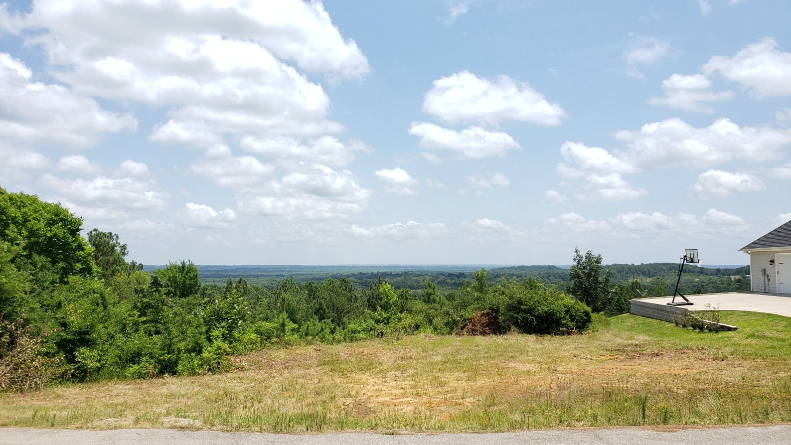 LOT FOR SALE WITH INCREDIBLE HILLTOP VIEW | EAST TX PROPERTY
