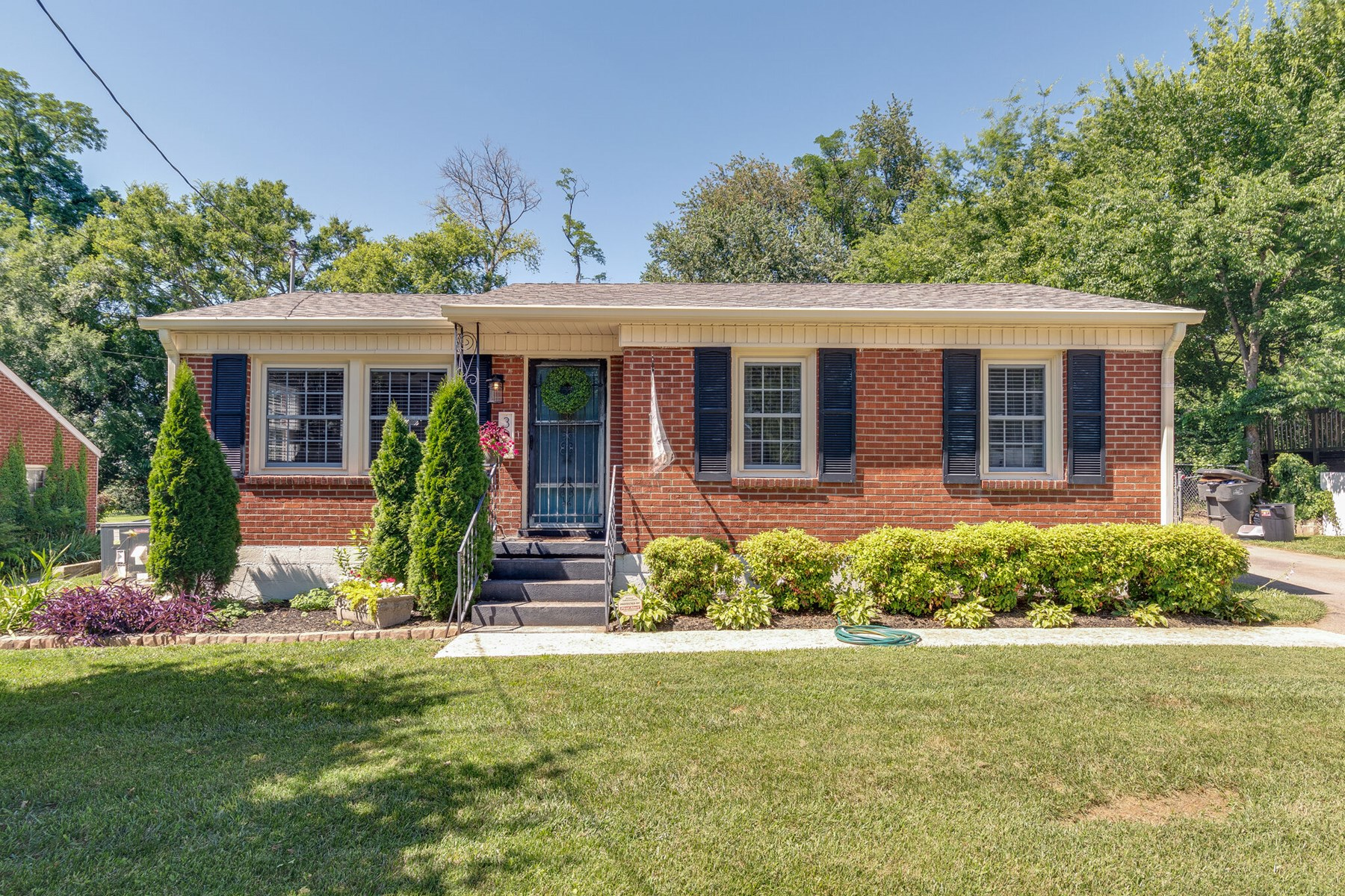 All Brick Home for Sale in Town in Columbia, Tennessee