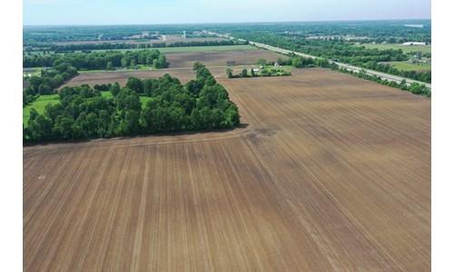 Farm Land, Tillable Acreage, Sunbury, Delaware County, Ohio