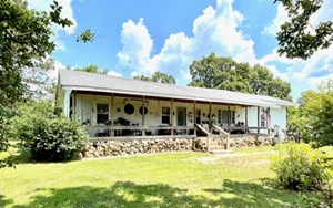COUNTRY HOME WITH ACREAGE FOR SALE IN RAVENDEN, ARKANSAS