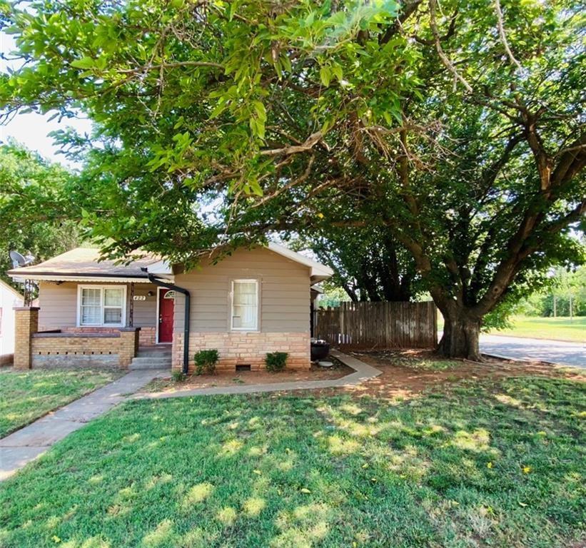 422 W 8th Street, Elk City, Oklahoma 73644