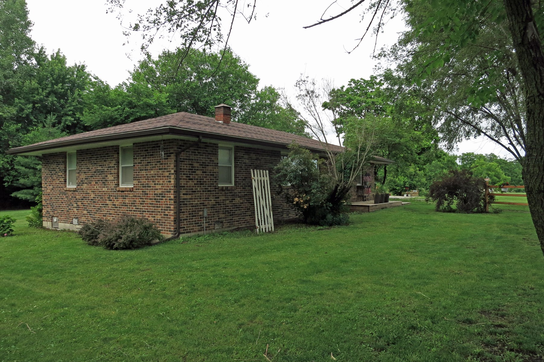 Brick Ranch Home For Sale