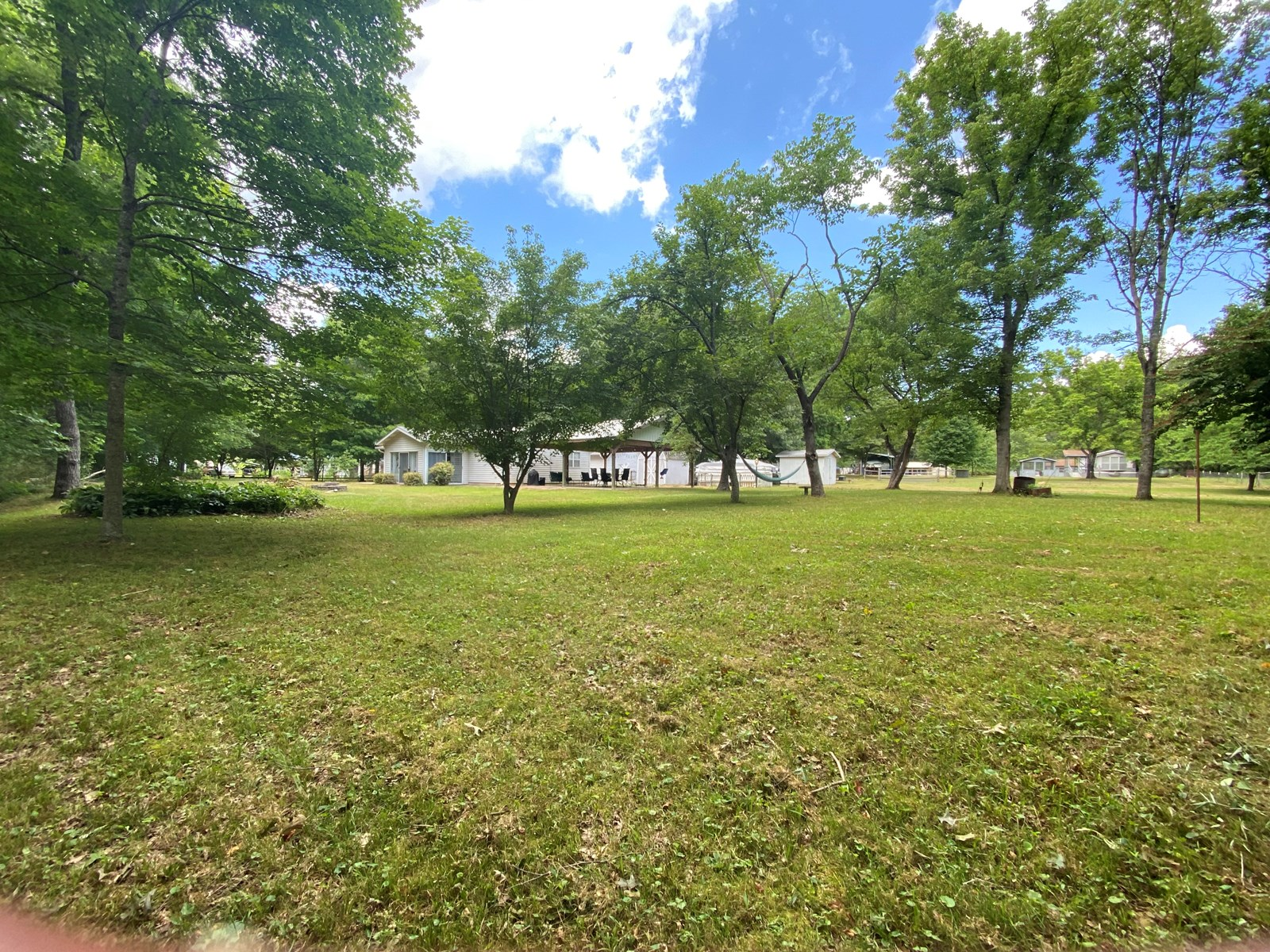 Nice home and acreage close to Clearwater Lake
