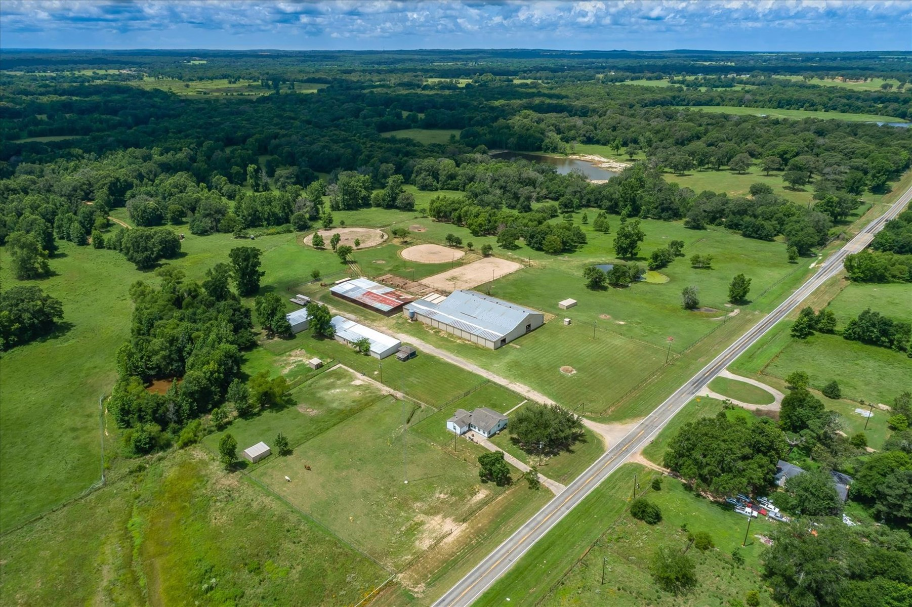 Texas Ranch For Sale in Athens