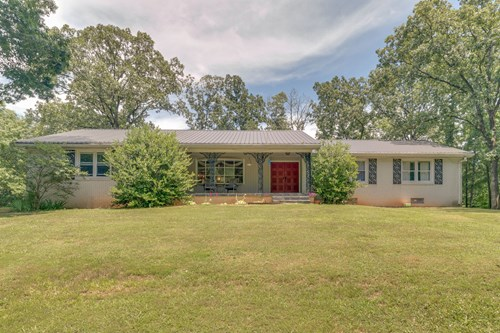 Home in Town with Full Finished Basement in Hohenwald, TN