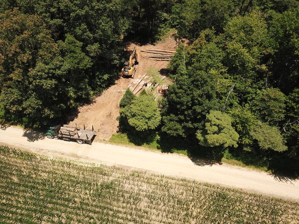 10 Acres Hunting, Recreational Land for Sale with Home Site