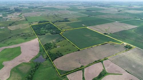 Mahaska County Iowa Farmland Auction