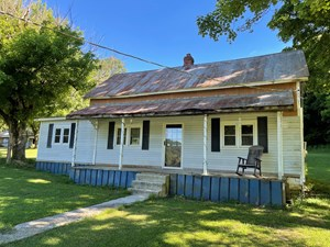 HUNTING RETREAT FOR SALE IN PULASKI TENNESSEE